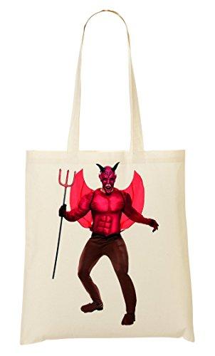 The Devil Bolso De Mano Bolsa De La Compra