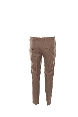 Pantalone Uomo Daniele Alessandrini 48 Sabbia P3278n7443605 Autunno Inverno 2016/17