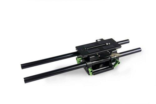 Lanparte VMP-01 V-Mount Bridge Plate (Black)