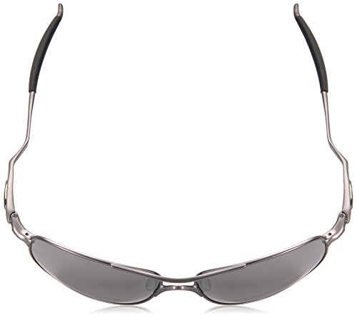 oakley crosshair prizm polarized sunglasses lead prizm black amazon  oakley crosshair prizm polarized sunglasses lead prizm black amazon ca clothing accessories