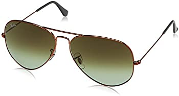 Ray-Ban Women's Pilot Aviator Metal Sunglasses