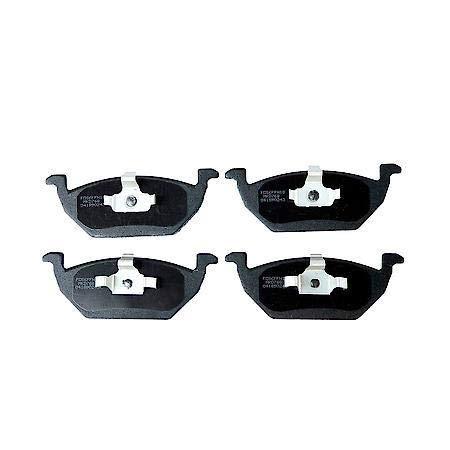Wearever Silver Semi-Metallic Brake Pads