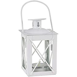Kate Aspen Luminous Bundle of 12 Mini-Lanterns, White