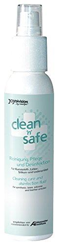 Joydivision 13900 Reinigungs-, Pflege-, Desinfektionsmittel CLEAN'N'SAFE 100ml