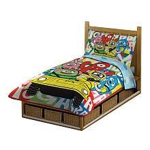 Nickelodeon Yo Gabba Gabba Toddler Bedding Set