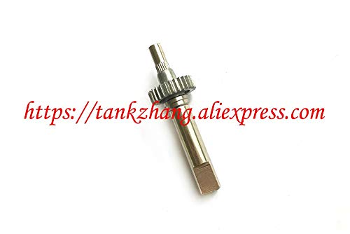 - Hockus Accessories 3838/3838-1 RC Tank Snow Leopard 1/16 Spare Parts No.58mm Alloy Gear Driving Shaft