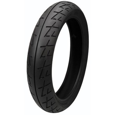 120/70ZR-17 (58W) Shinko 009 Raven Front Motorcycle Tire for Yamaha FZ6R 2009-2017