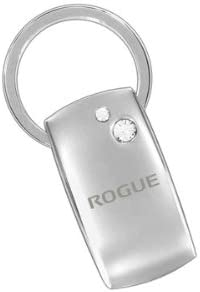Nissan Rogue Lite Up Car Keychain With 3 Key Chain Rings
