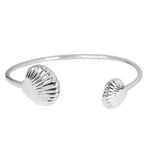 Gypsy Jewels Simple Theme Cuff Bracelet (Clam Shell)