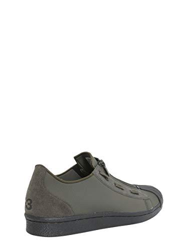 Uomo Yohji Sneakers Adidas Verde Y Pelle Cp9891 Yamamoto 3 BHXpXx