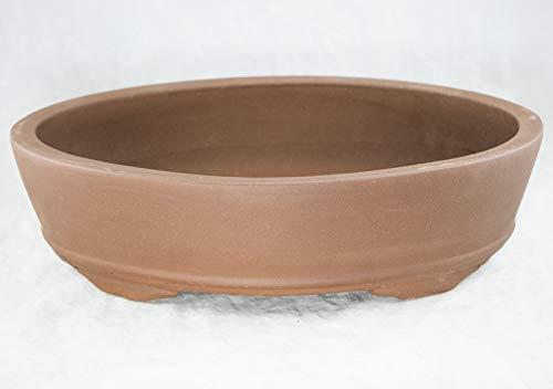 Oval Yixing Zisha Bonsai Pot 14