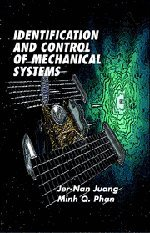 Identification and Control of Mechanical Systems