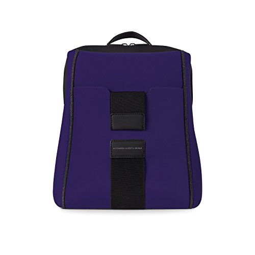 Chiolo Antipluie Backpack léger Alexandra in Princi Violet Italy Très Made et Alberta 5qx48wA