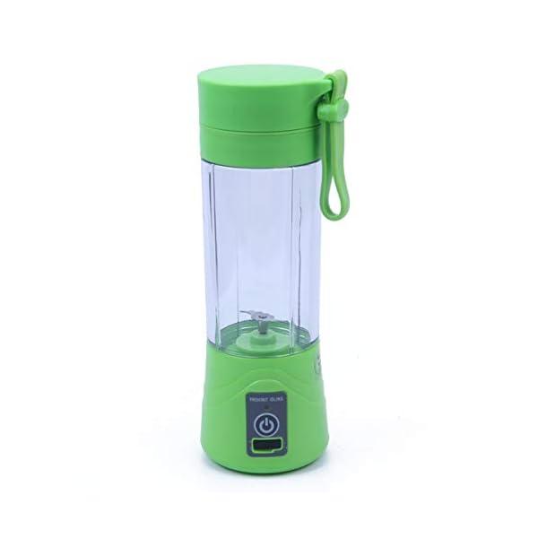 Usb Ricaricabile Blender Mixer Portatile Mini Spremiagrumi Succo Macchina Frullato Maker Domestico Piccolo Succo… 1 spesavip