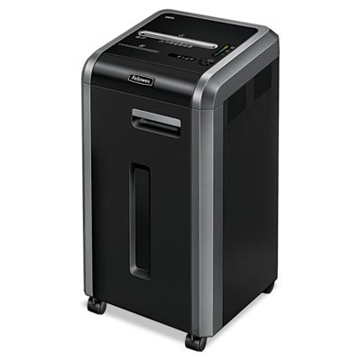 Fellowes 3322001 Powershred 225i 100% Jam Proof Strip-Cut Shredder, 22 Sheet Capacity (Fellowes 225i)