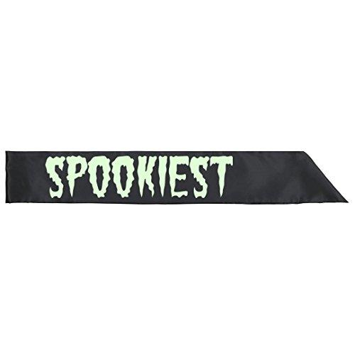 Halloween Costume Winner: Adult Satin Party Sash ()