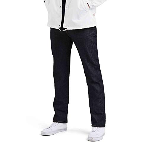 Levi's Mens 511 Slim Fit Stretch Jeans, Blue Flame, 30W x 34L