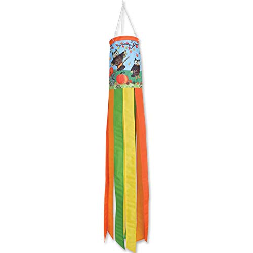 (Premier Kites Windsock - Autumn Owls)