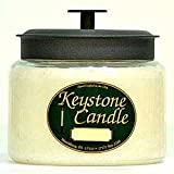 Pack of 2, 64 oz Montana Jar Candles 7'' x 6.5'' Smoke Eater for Weddings, Home & Event Decoration, Relaxation, Made in US