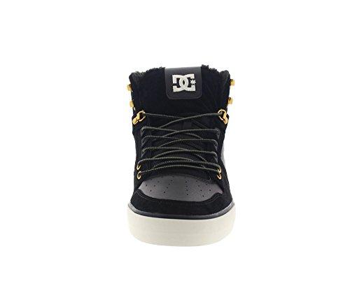 Spartan Schwarz Black Uomo Camo Blo Sneaker WC DC Alte WNT xawBpCOOq
