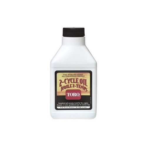 Toro 38902 5.2-Ounce 2-Cycle Oil with Stabilizer ()