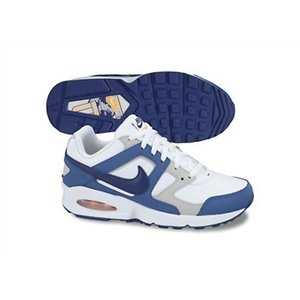 kbgzh Nike AIR MAX CHASE LEATHER (GS) 518205 101 Size 6 UK Trainers