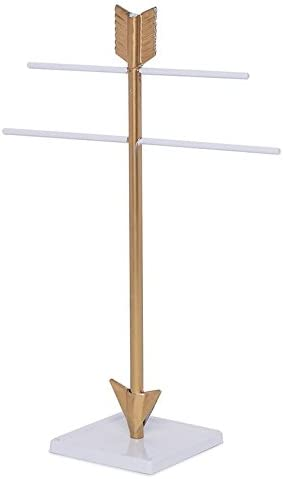 Amazon Com Arrow Jewelry Stand White Home Kitchen Also, the arrow stands for continuous growth and perseverance in achieving goals. amazon com arrow jewelry stand white