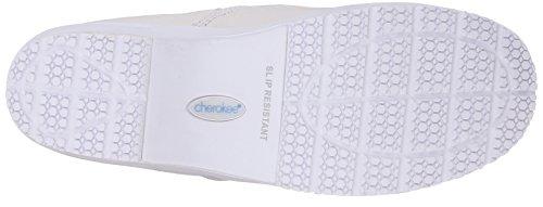 Cherokee Women's Patricia Work Shoe, White, 6.5 M US by Cherokee (Image #3)