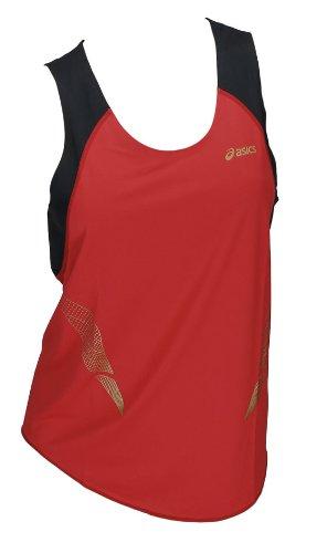 ASICS Fitness Running Sportshirt Til Singlet Damen 0672 Art. RK232