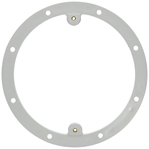 - Hayward WGX1048B 7-7/8-Inch Vinyl Ring with Insert Replacement for Hayward Drain Cover and Suction Outlet