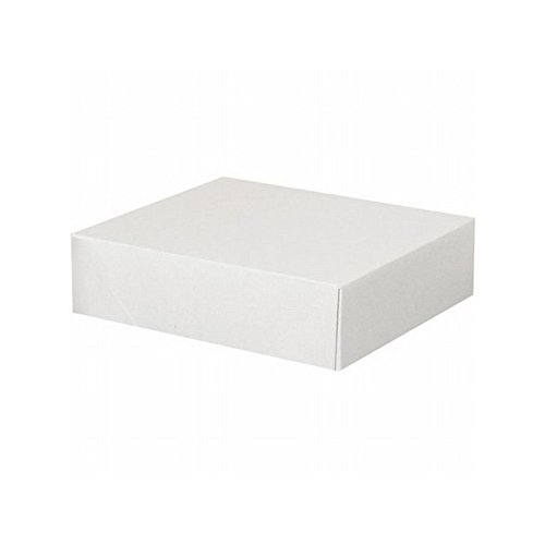 Stationery Folding Cartons - Box Packaging Stationery Folding Carton, White, 11.12