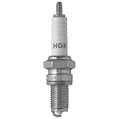 NGK (2120) D8EA Standard Spark Plug, Pack of 1: Automotive