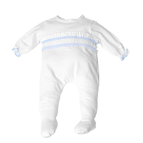 Baby Boy Footie Romper 100% Cotton Sleep & Play Footed Pajamas Romper 6M - Romper Bebe