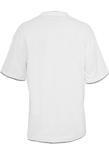 T Coque White Classics Urban shirt grey Homme aHgpvw