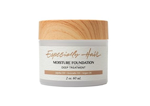 Moisture Foundation Travel Size 2oz - Deep Treatment with Argan, Avocado and Jojoba Oil …