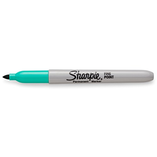 Sharpie Color Burst Permanent Markers, Fine Point, Assorted Colors, 24 Count by Sharpie (Image #20)