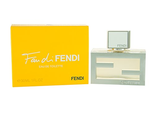 Fendi Fan Di Fendi for Women Eau De Toilette Spray, 1 Ounce - Fendi Women Perfume