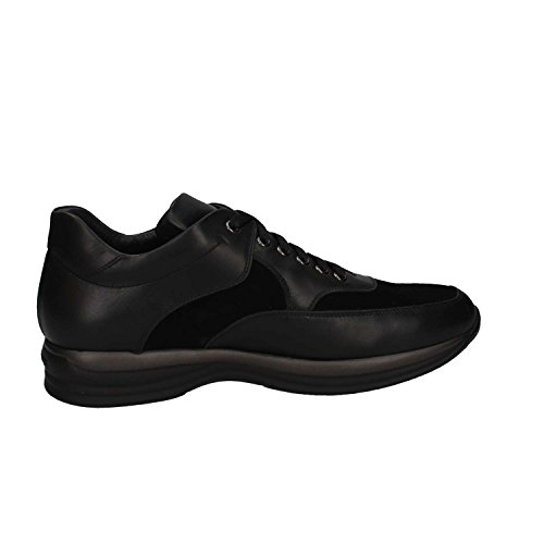 Cesare P. Di Paciotti EA05/2 Pelle Nero Sneakers Uomo nero