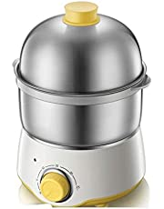 DIAOD 360W/220V/50Hz 16 Eggs Capacity Multifunctional Electric Egg Boiler Stainless Steel Dry Burning Prevention Cooking Tool