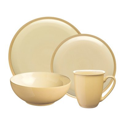 Dine Barley 4 Piece Place Setting