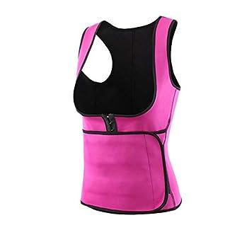 8fc534fe8f HITSAN INCORPORATION New Neoprene Sauna Vest Body Shaper Slimming Waist  Trainer Hot Shaper Fashion Workout Shapewear
