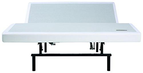 Serta 822119-950 Serta Motion Essentials II Adjustable Foundation, Queen, White