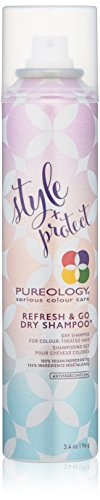 Pureology Style + Protect Refresh & Go Dry Shampoo, 3.4 oz. by Pureology
