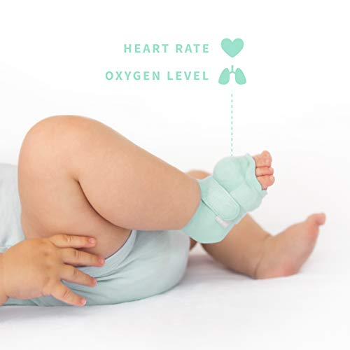 Owlet Smart Sock 2 Baby Monitor (Renewed) by Owlet (Image #2)