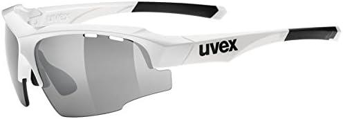 uvex(ウベックス) sportstyle 107 サングラス ホワイト