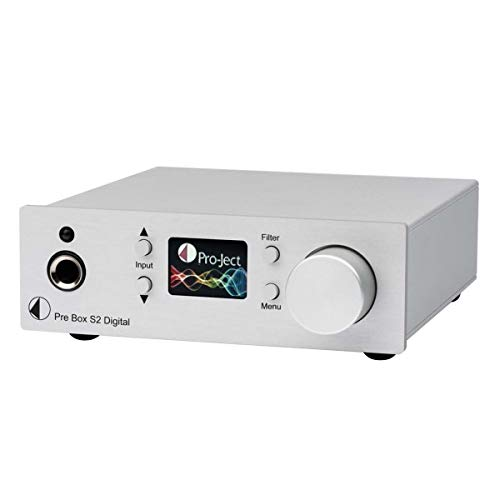 Find Cheap Pro-Ject Pre Box S2 Digital - Silver