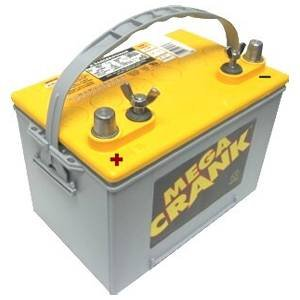 750 cca car battery - 2