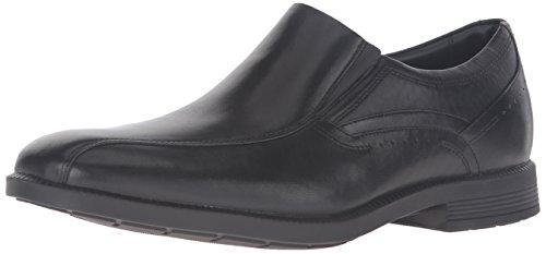 Rockport Men's Dressports Business Bike Toe Slip on Loafer, Black, 11 Medium US by Rockport