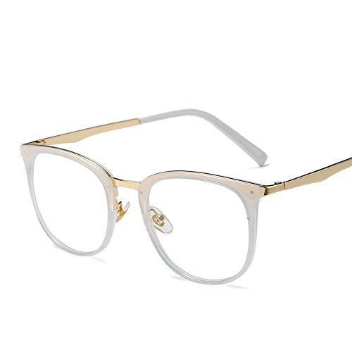 Square Glasses Frames Women Metal Leg Brand Designer Optical Computer - Luxury Optical Frames