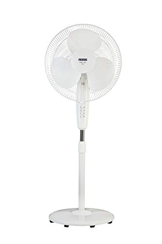Usha Mist Air Icy 400mm Pedestal Fan (White)